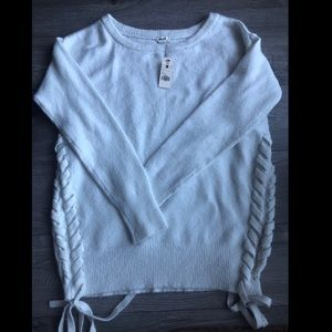 Garage Cozy Sweater BNWT